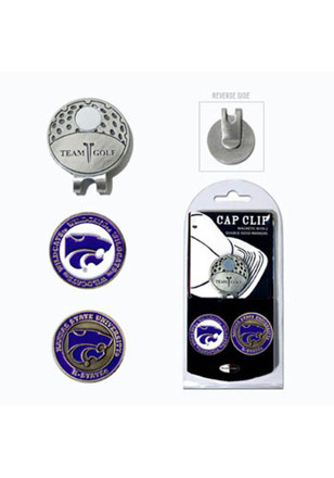 K-State Wildcats Ball Markers and Cap Clip