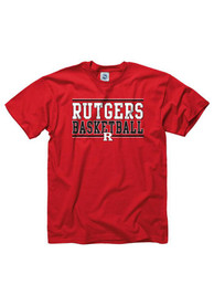 Rutgers Scarlet Knights Red Equipped Tee