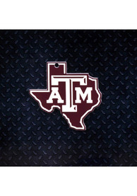 Texas A&M Aggies Steel Logo Magnet