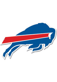 Buffalo Bills 12 Steel Logo Sign