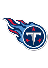 Tennessee Titans 12 Steel Logo Sign