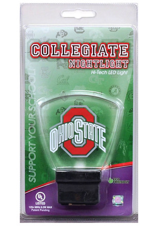 Ohio State Buckeyes LED Illuminated Night Light