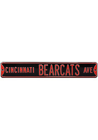 Cincinnati Bearcats Street Sign