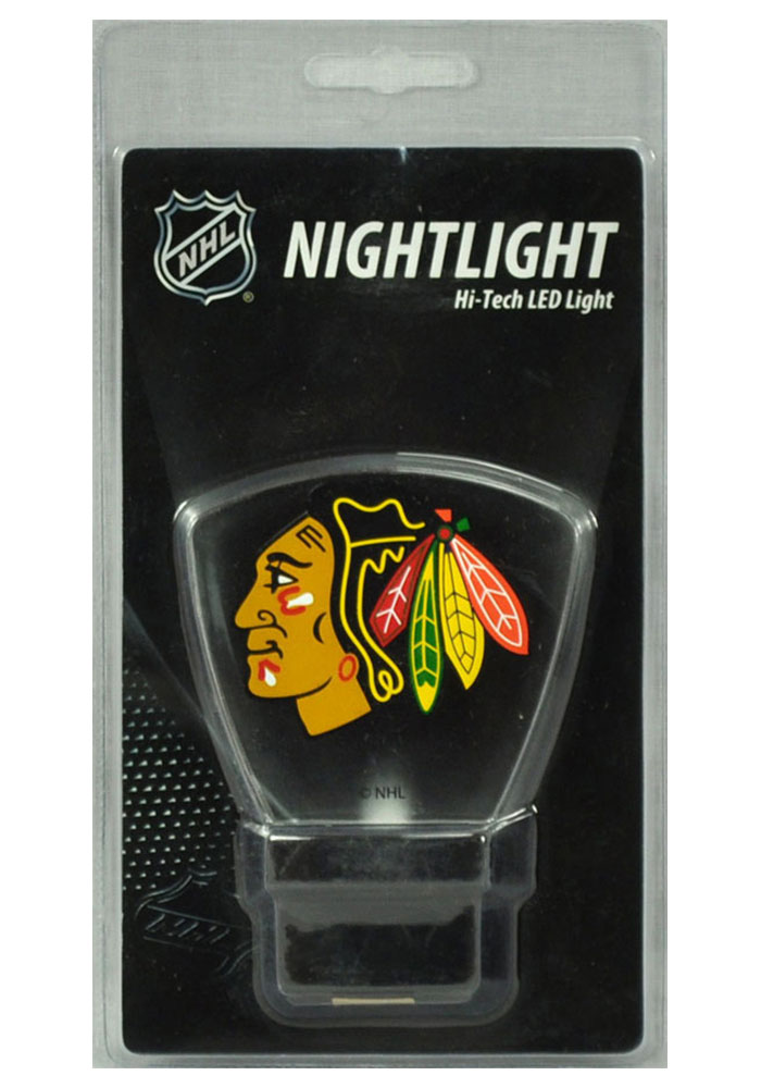 Chicago Blackhawks LED Illuminated Night Light