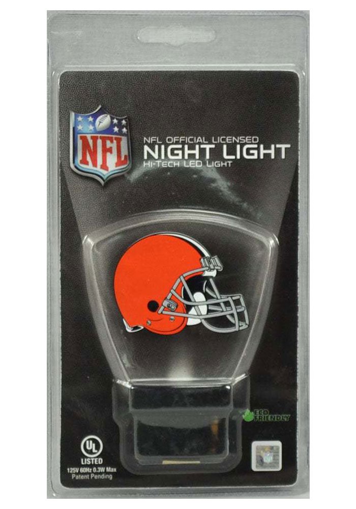 Cleveland Browns LED Illuminated Night Light - Image 1