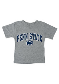 Penn State Nittany Lions Infant Arch Mascot T-Shirt - Grey