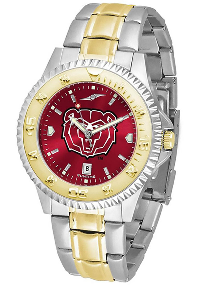 Missouri State Bears Competitor 2 Tone Mens Watch - Image 1