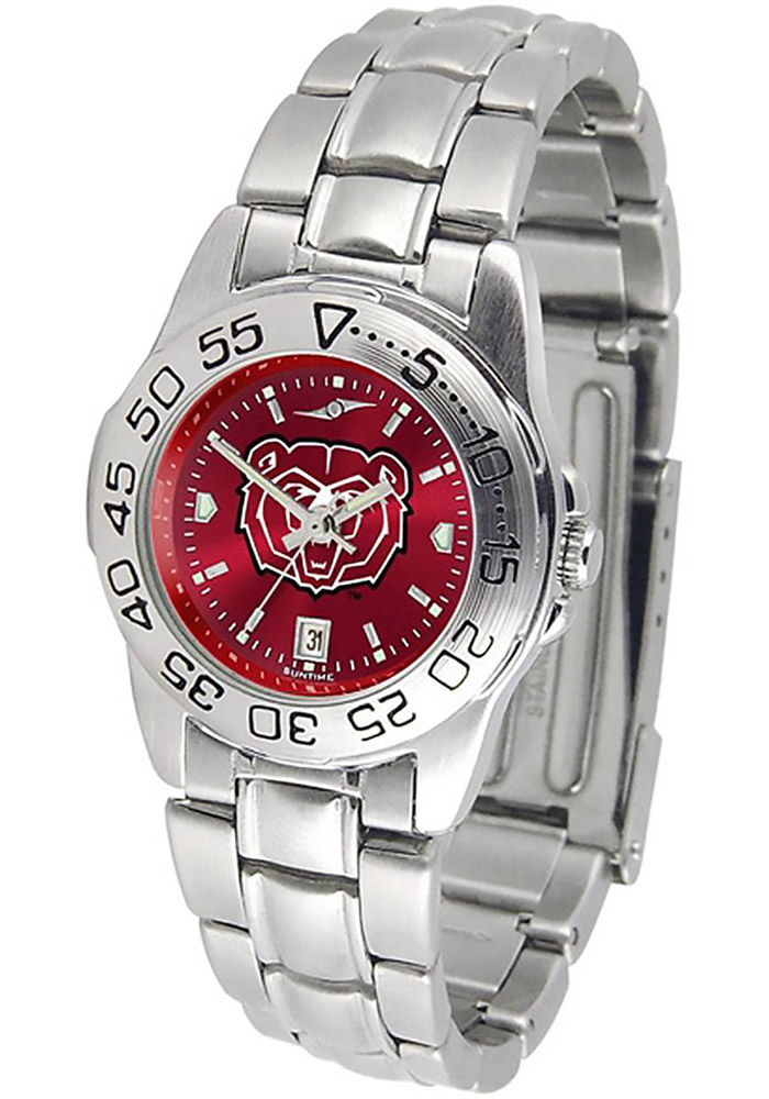 Missouri State Bears Sport Steel Womens Watches - Image 1