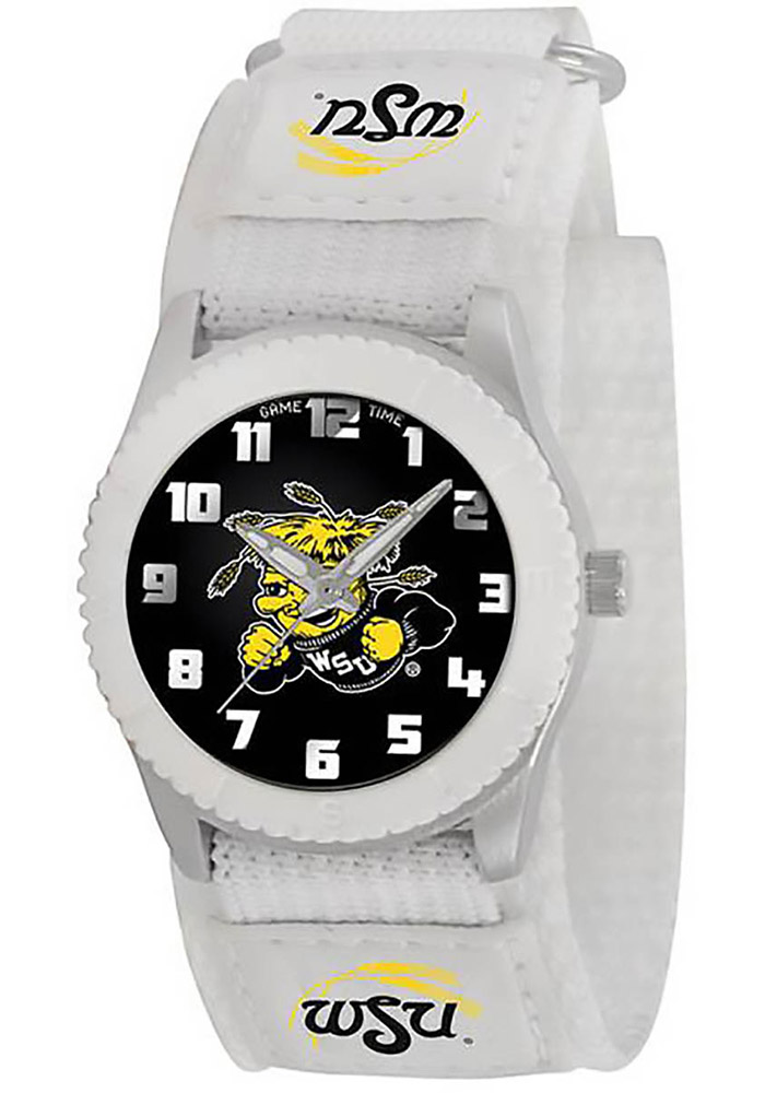 Wichita State Shockers White Rookie Youth Watches - Image 1