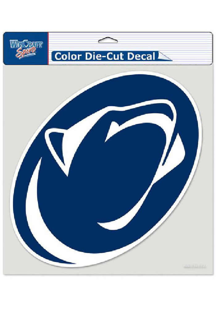 Penn State Nittany Lions 8x8 Full Color Decal - Image 1