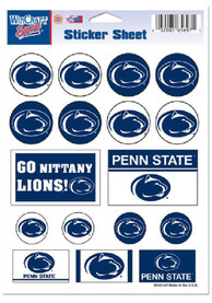 Penn State Nittany Lions 5x7 Souvenir Stickers