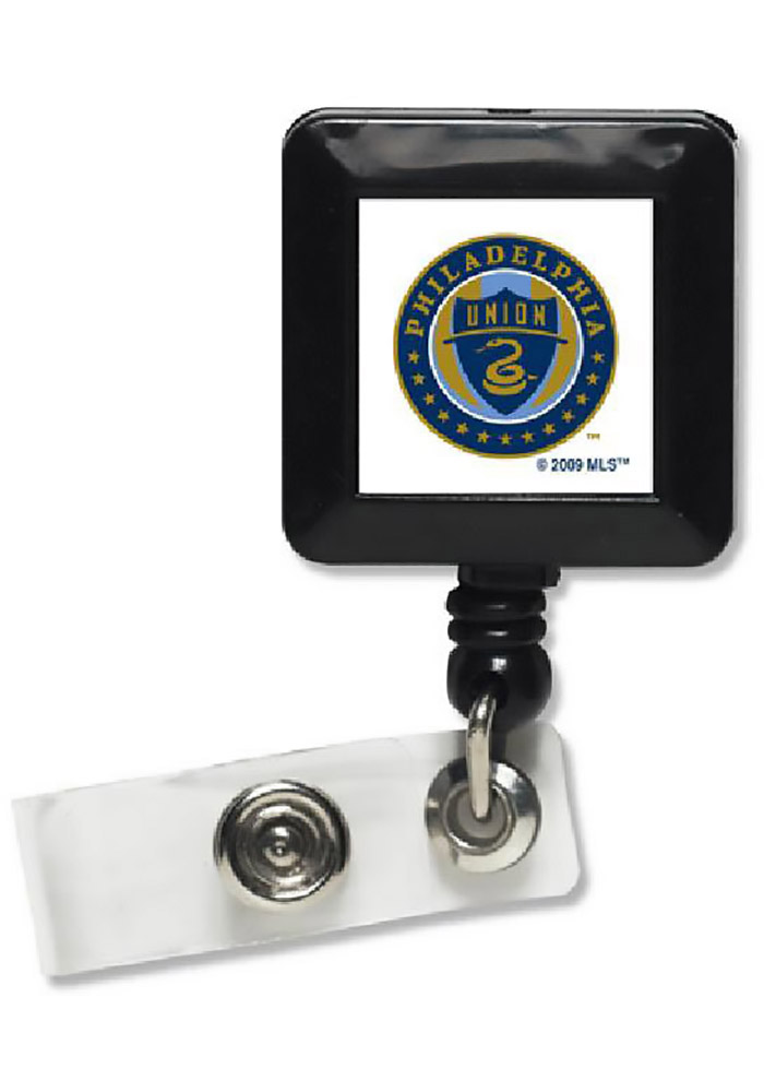 Philadelphia Union Rectractable Badge Holder