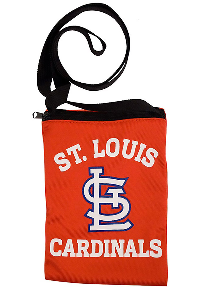 St Louis Cardinals Gameday Pouch Womens Purse - Image 1