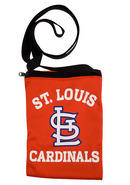 St Louis Cardinals Gameday Pouch Womens Purse - Image 3