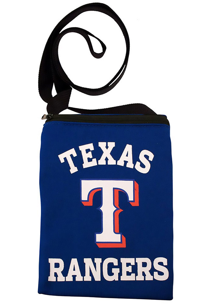 Texas Rangers Gameday Pouch Womens Purse - Image 1