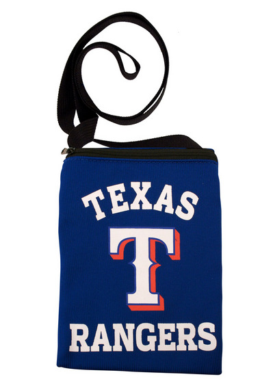 Texas Rangers Gameday Pouch Womens Purse - Image 2