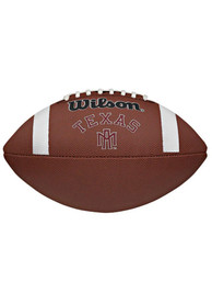 Texas A&M Aggies Official Size Composite Leather Football