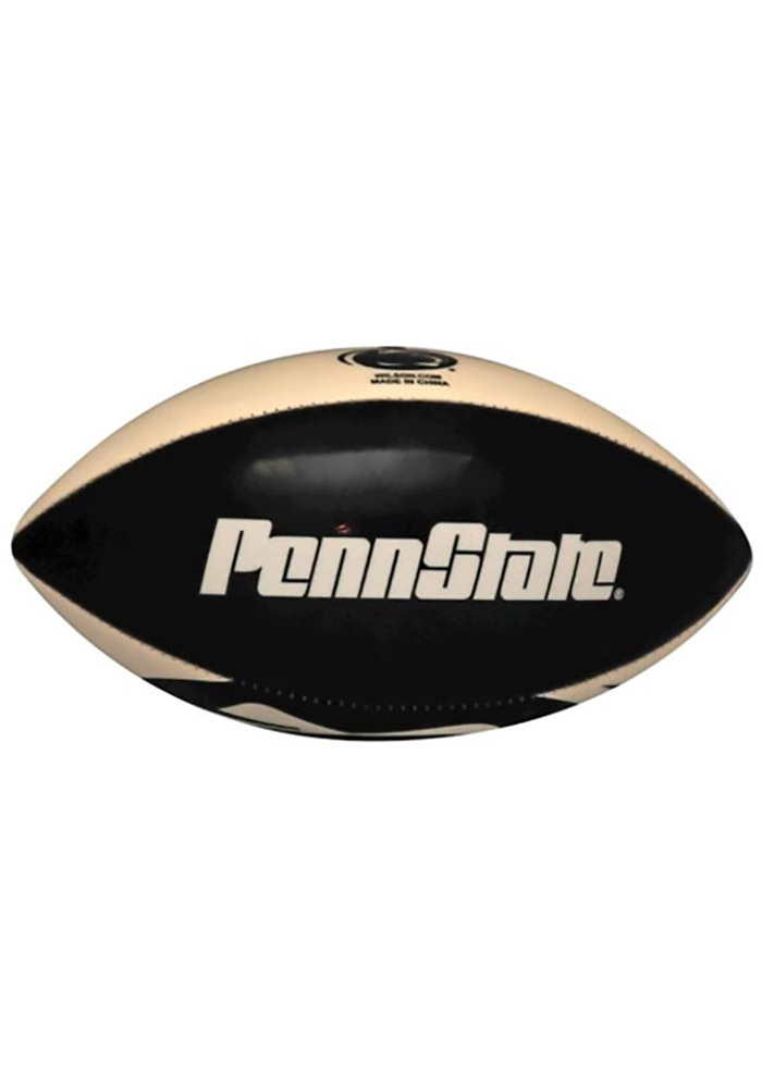 Penn State Nittany Lions Junior Underglass Football - Image 1