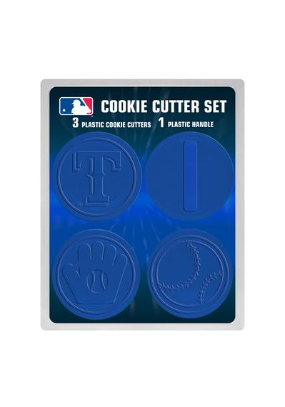 Texas Rangers 4pk Cookie Cutters - Image 2