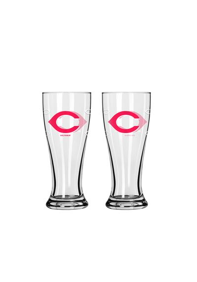 Cincinnati Reds 2.5oz Mini Pilsner Shot Glass - Image 2