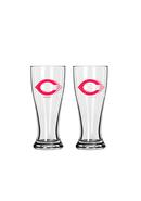 Cincinnati Reds 2.5oz Mini Pilsner Shot Glass - Image 3