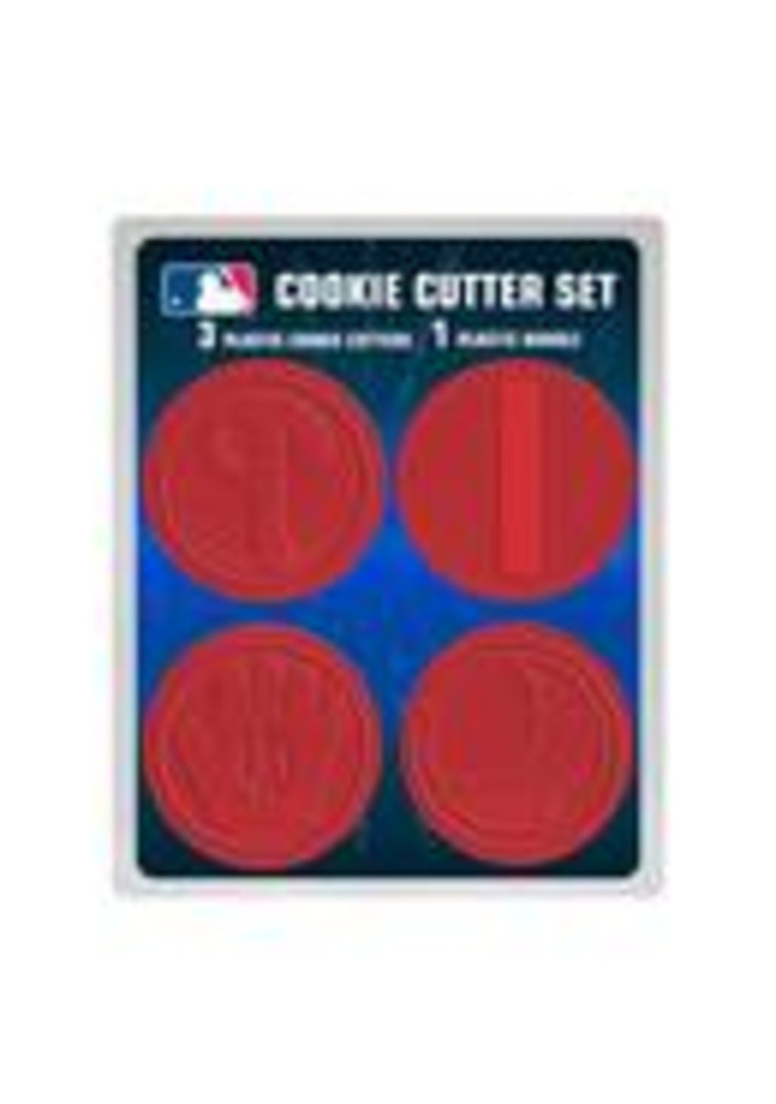 Philadelphia Phillies 3pc Cookie Cutters - Image 3