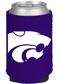 K-State Wildcats Purple Can Coolie