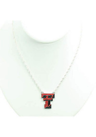 Texas Tech Red Raiders Bling Necklace