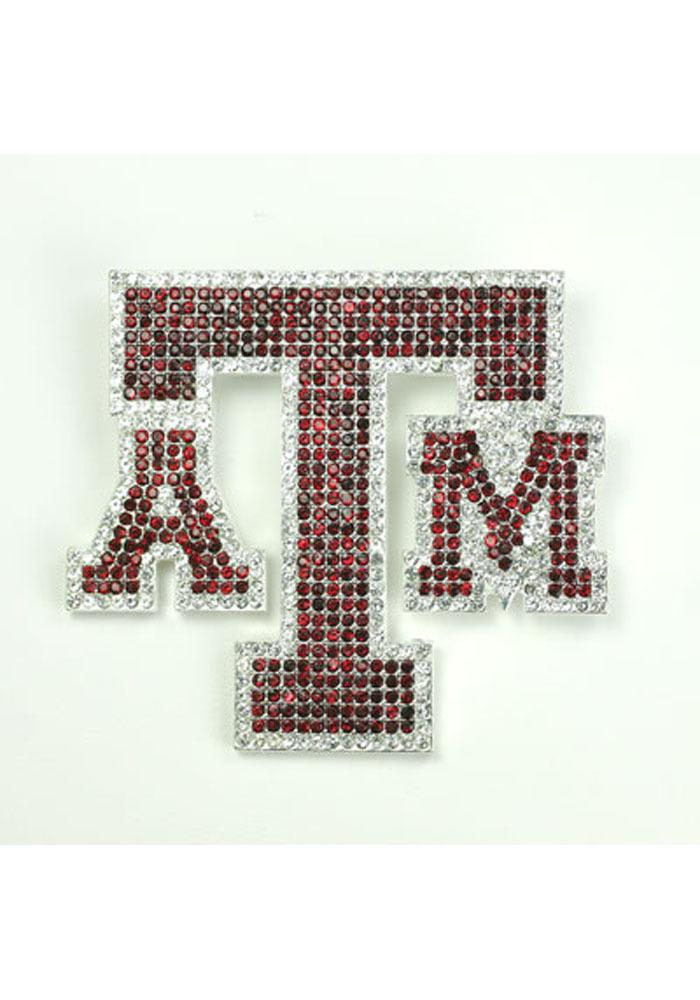 Texas A&M Aggies Souvenir Bling Pin - Image 2