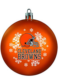 Cleveland Browns Shatterproof Ornament