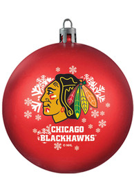 Chicago Blackhawks Shatterproof Ornament