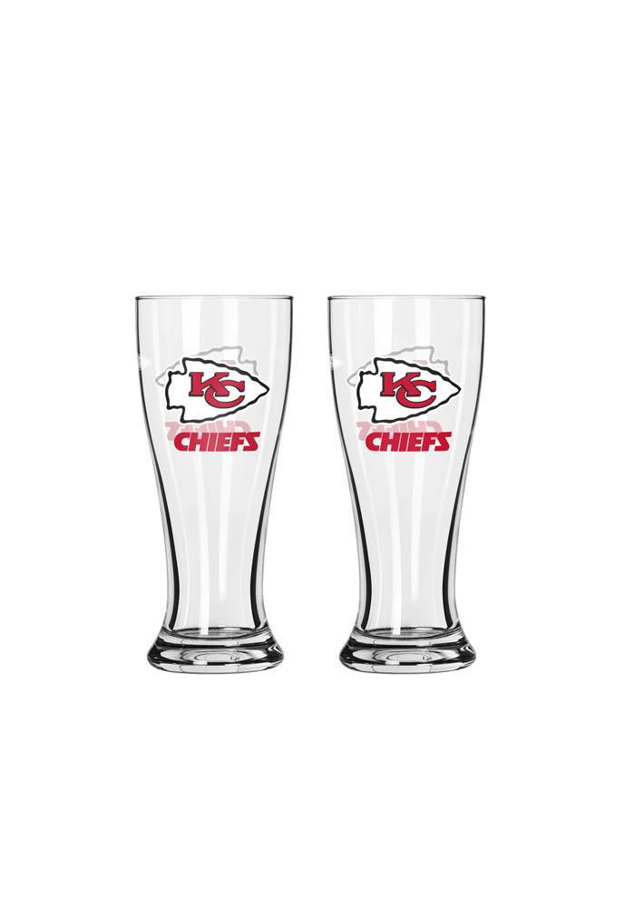 Kansas City Chiefs 2.5oz Mini Shot Glass - Image 1