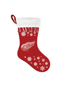 Detroit Red Wings Snowflake Stocking