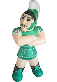 Michigan State Spartans Green Outdoor Inflatable 7 Ft Team Mascot