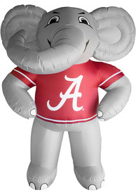 Alabama Crimson Tide Grey Outdoor Inflatable 7 Ft Team Mascot