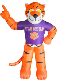 Clemson Tigers Orange Outdoor Inflatable 7 Ft Team Mascot