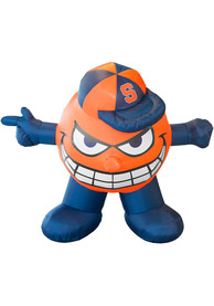 Syracuse Orange Orange Outdoor Inflatable 7 Ft Team Mascot