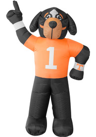 Tennessee Volunteers Black Outdoor Inflatable 7 Ft Team Mascot