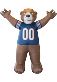 Chicago Bears Brown Outdoor Inflatable 7 Ft Team Mascot
