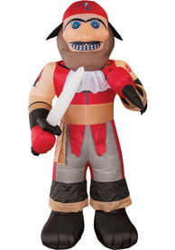 Tampa Bay Buccaneers Red Outdoor Inflatable 7 Ft Team Mascot