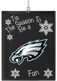 Philadelphia Eagles Tis the Season Ornament