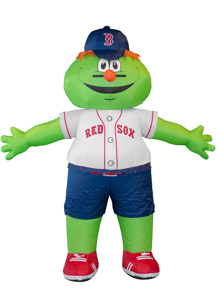 Boston Red Sox Green Outdoor Inflatable 7 Ft Team Mascot - Image 1