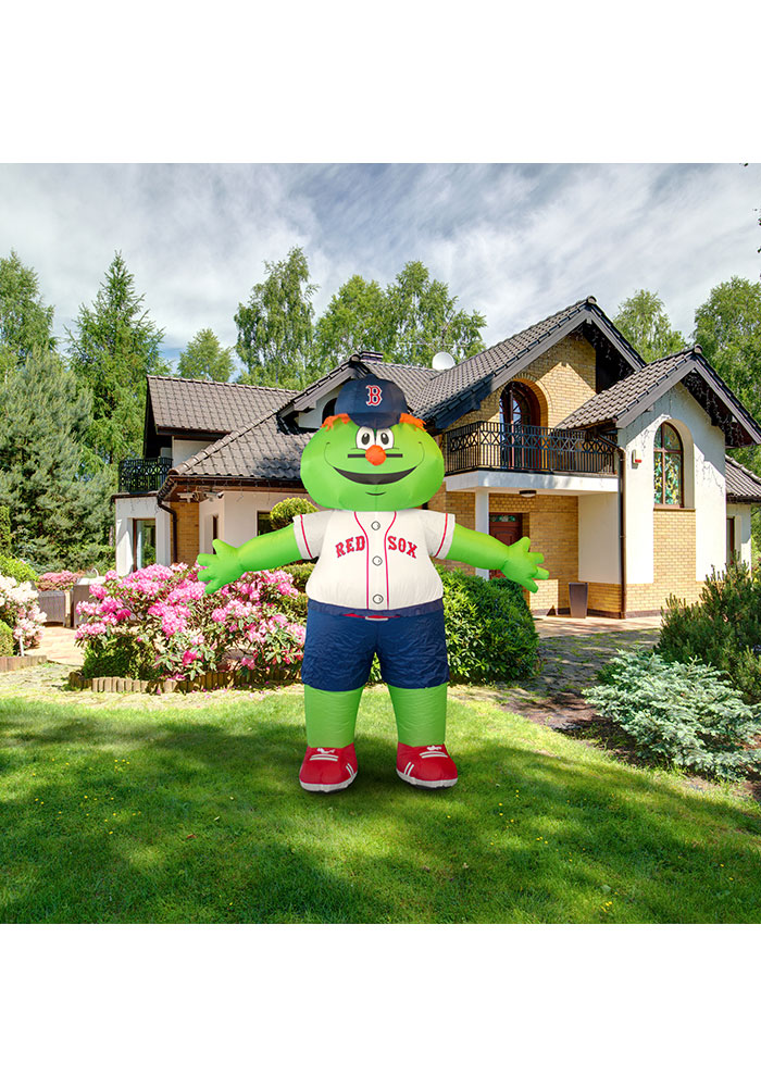 Boston Red Sox Green Outdoor Inflatable 7 Ft Team Mascot - Image 2