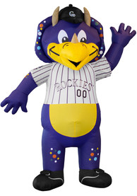 Colorado Rockies Blue Outdoor Inflatable 7 Ft Team Mascot