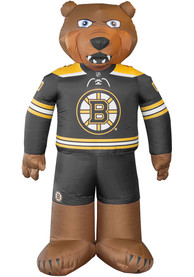 Boston Bruins Black Outdoor Inflatable 7 Ft Team Mascot