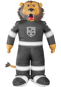 Los Angeles Kings Silver Outdoor Inflatable 7 Ft Team Mascot