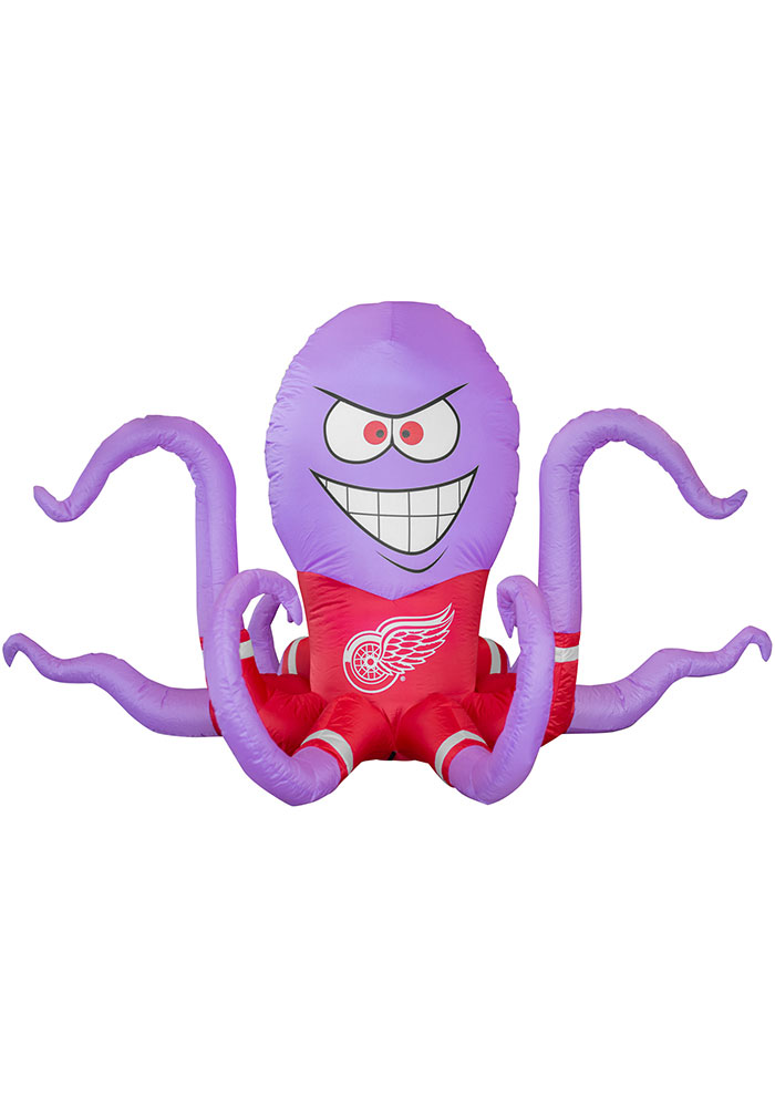 Detroit Red Wings Red Outdoor Inflatable Team Mascot - Image 1