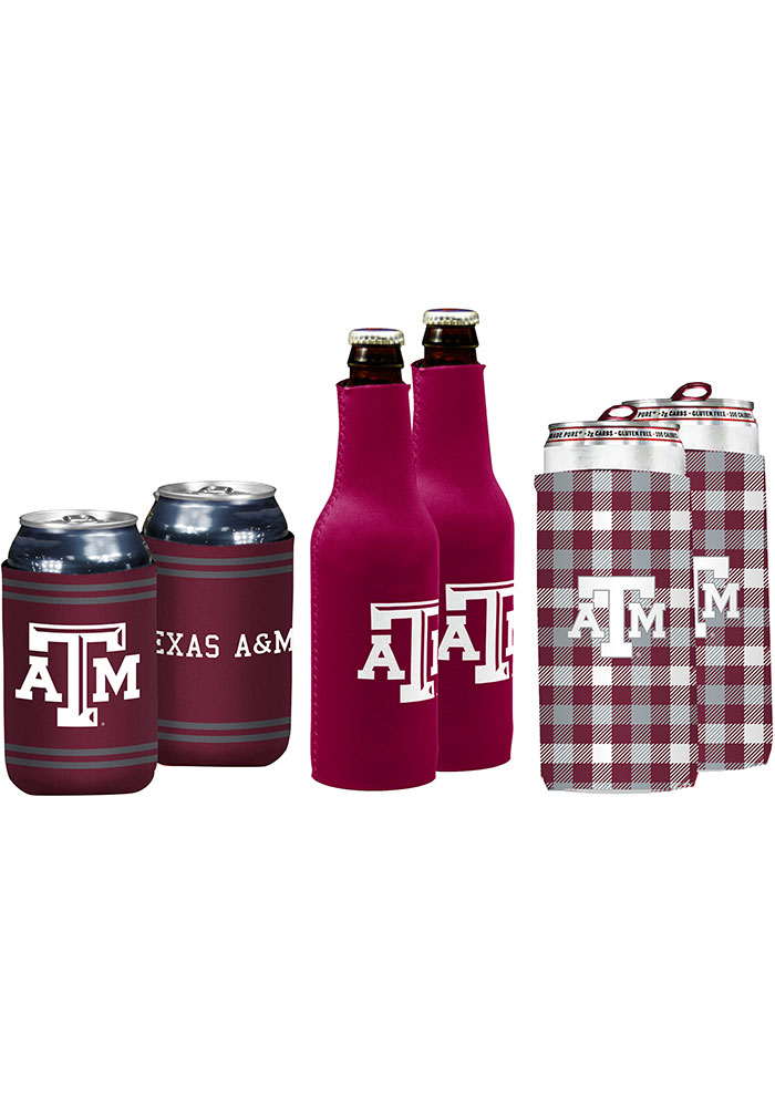 Texas A&M Aggies Variety Pack Coolie - Image 1
