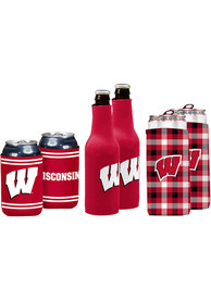 Wisconsin Badgers Variety Pack Coolie