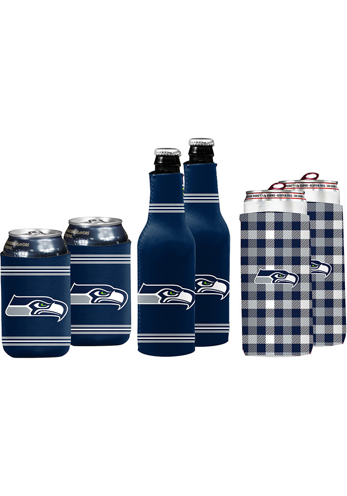 Seattle Seahawks Variety Pack Coolie - Image 1